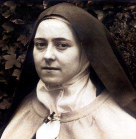 St Thérèse de l'Enfant Jésus